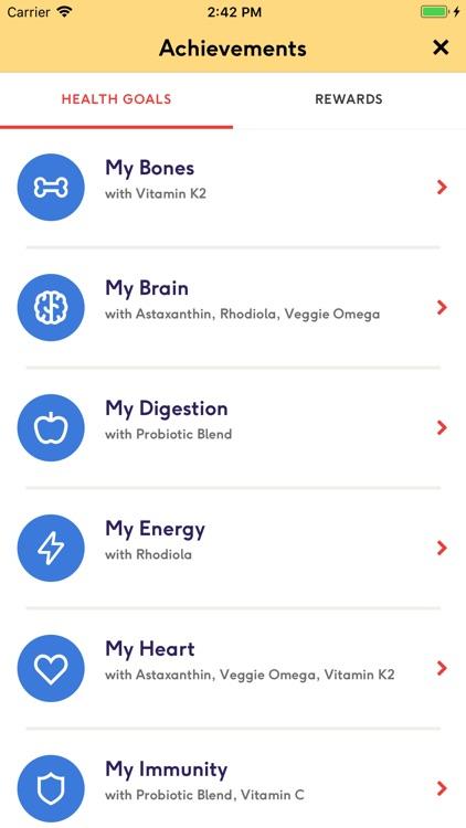 Care/of Vitamins screenshot-4