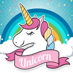 Cute Pony Unicorn Coloring HD