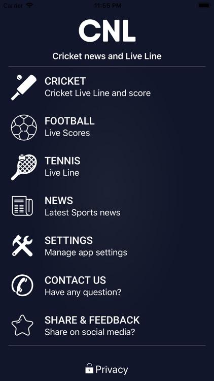 CNL - Cricket News & Line by Gopal Singla