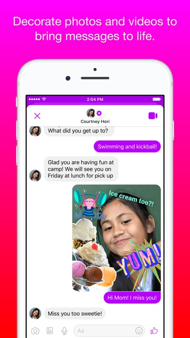 Messenger Kids for Windows