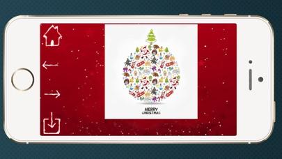 Tarjetas de Navidad año nuevoCaptura de pantalla de9