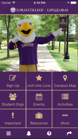 Loras Campus Map.Life Loras On The App Store