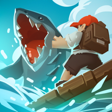 ‎Epic Raft: Fighting Survival