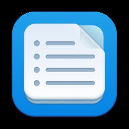 Ícone do app File List Export
