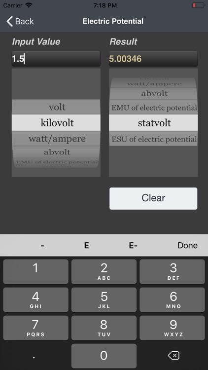 Universal Converter. screenshot-4