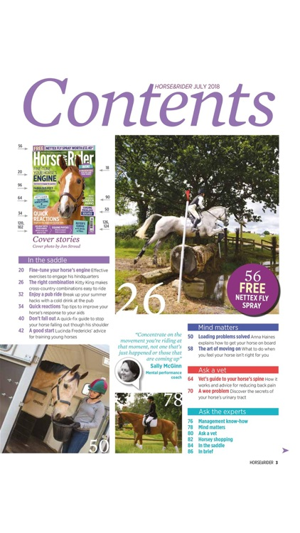 Horse and Rider Magazine screenshot-1