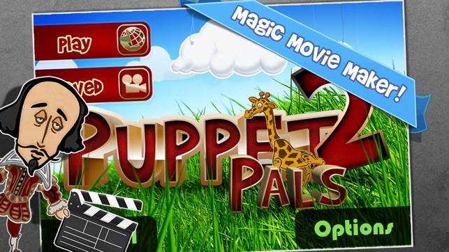 puppet pals 2 school edition on the app store