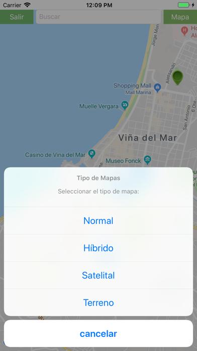 LocalizaTech MonitorCaptura de pantalla de2