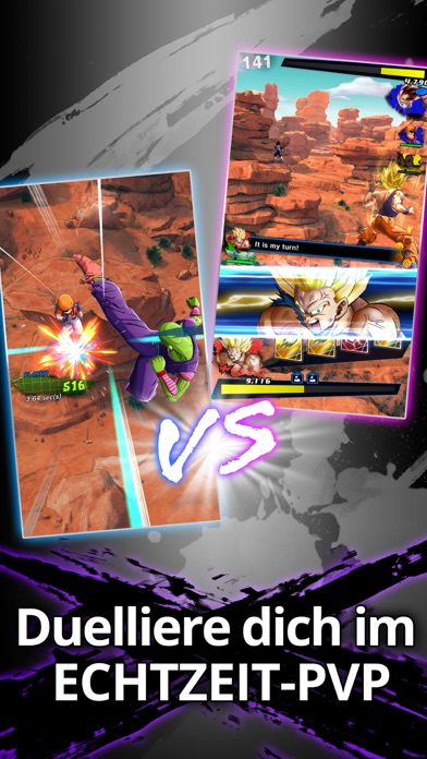 Screenshot 2 DRAGON BALL LEGENDS