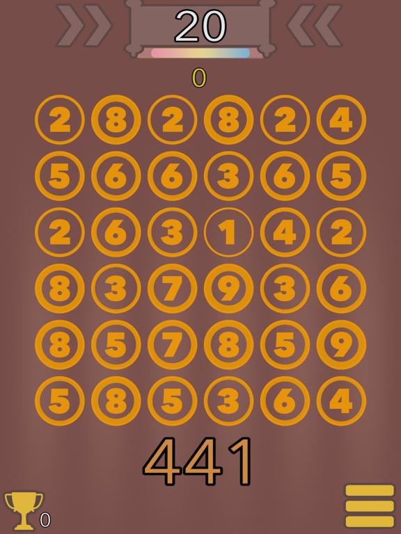 Math pieces screenshot 3