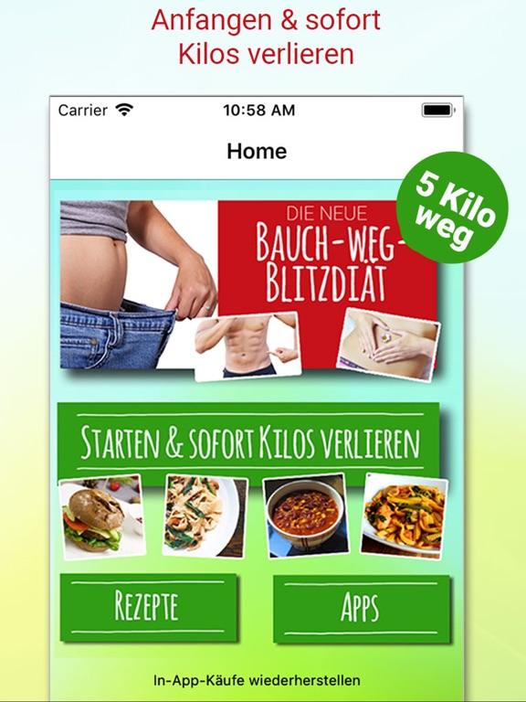 Blitz Diät - Schnell abnehmen screenshot 6