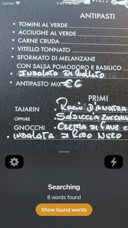 Cibo - Visual Menu Translator screenshot-5
