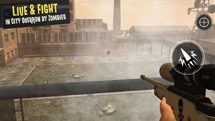 City Zombie Hunter