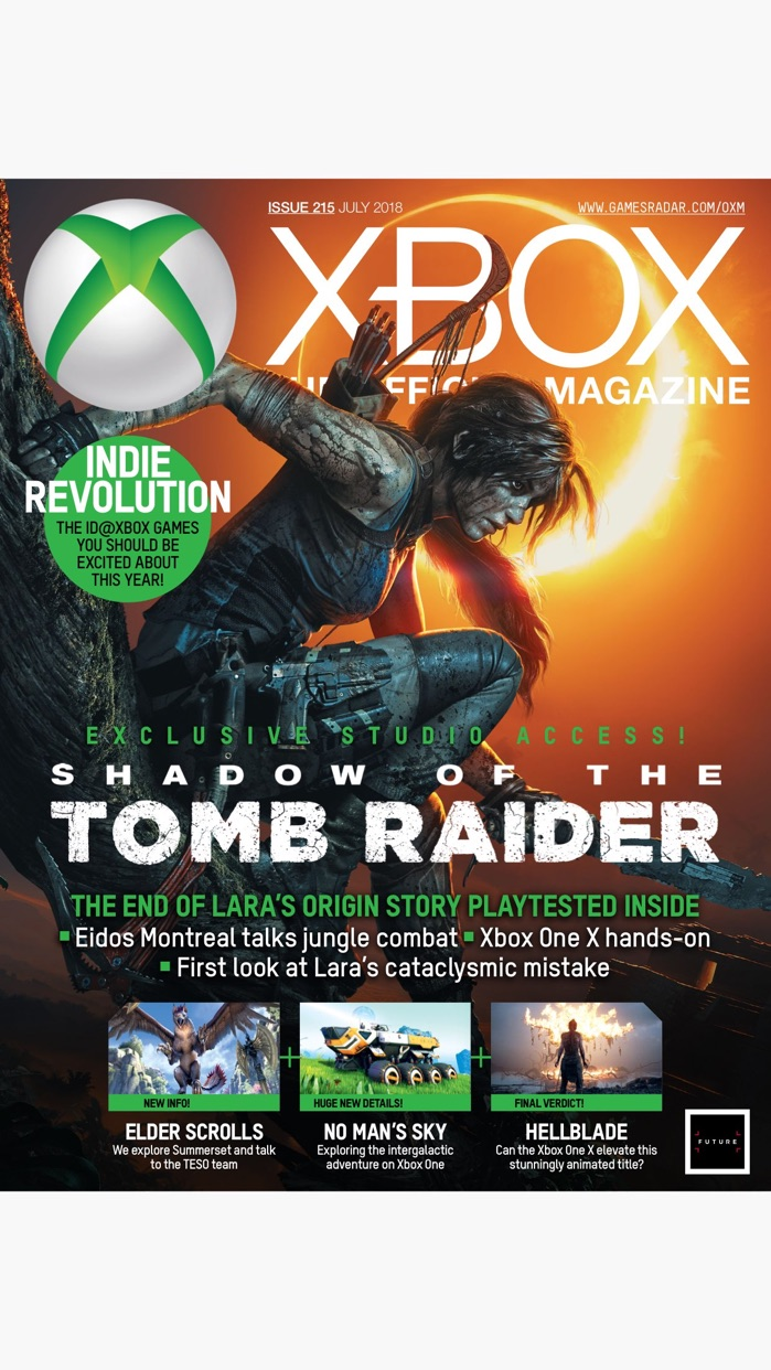 Official Xbox Magazine (US) Screenshot