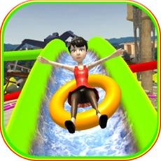 Activities of Water Park Slide Rush Sim