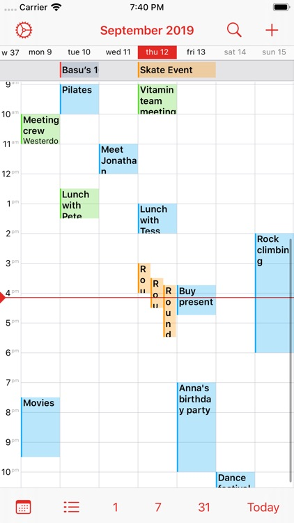 Calalarm - Calendar