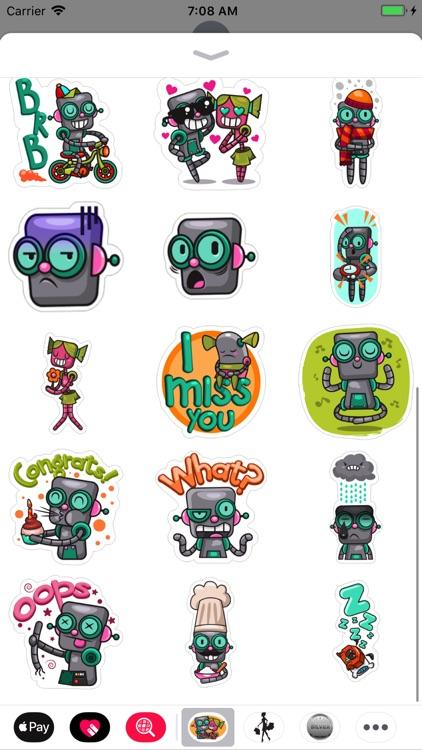 Robot Love Pack