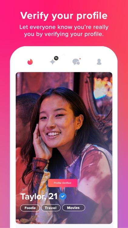 Tinder - Dating & New Friends screenshot-4