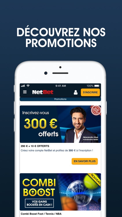 NetBet Sport FR screenshot-2