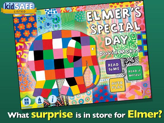 Elmer's Special Dayのおすすめ画像1