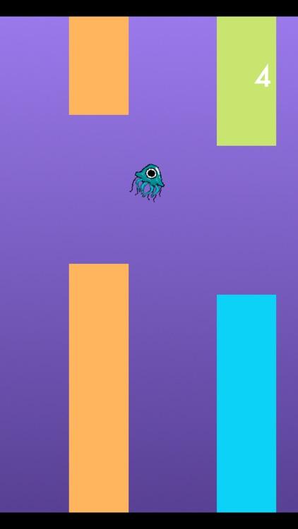 Jellyfish Tap - Watch Game screenshot-5