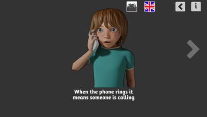 Screenshot #2 pour Ateb y Ffôn / Answer the Phone