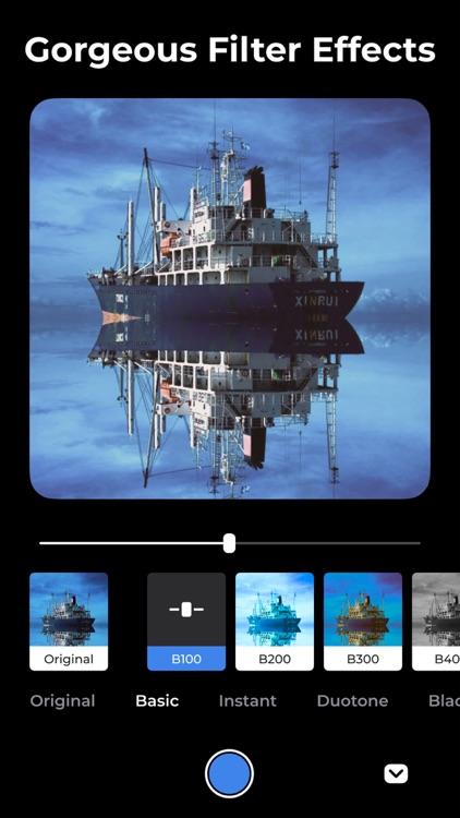 Mirrorart - Flip Photo & Video screenshot-3
