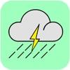 気象予報士プチ講座 Vol.4 過去問ビュワー - iPhoneアプリ