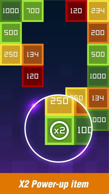 Bounzy Ball: Bricks and Balls screenshot-3