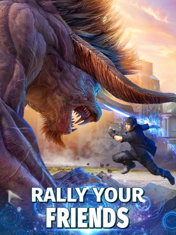 Final Fantasy XV: A New Empire Online Hack Tool