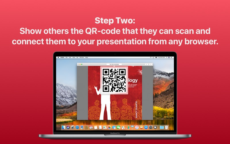 Prepod – Broadcast PDF Slides for Mac
