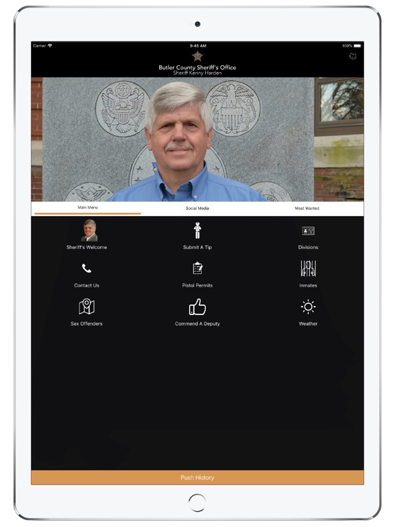 Butler County Sheriff's Office   App Price Drops