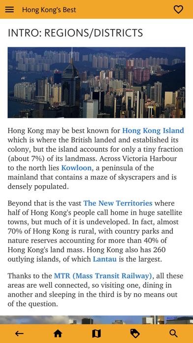 Hong Kong's Best Travel Guide screenshot 6