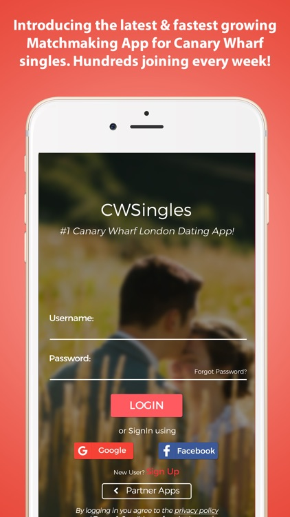 CWSingles #1 canary wharf chat screenshot-3