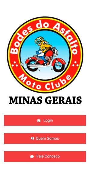 8365160eb90de Moto Clube Bodes do Asfalto MG on the App Store