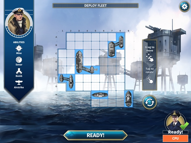 Battleship game online two player