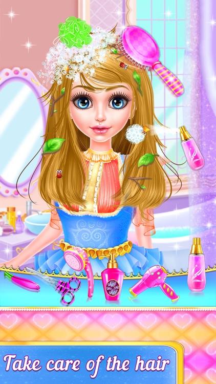 Sweet Princess Hair Stylist
