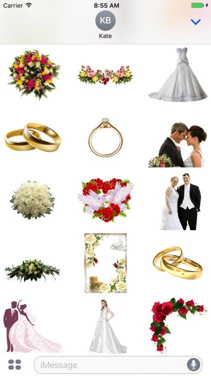 Wedding Stickers +