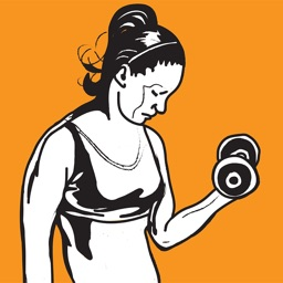Female Fitness Workout at Home