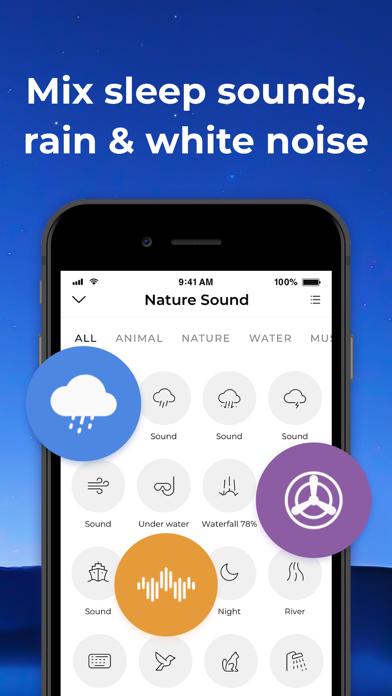 ShutEye: Sleep Tracker, Soundsのおすすめ画像4