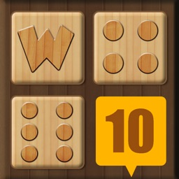 Woody Tens! 1010 With Sudoku