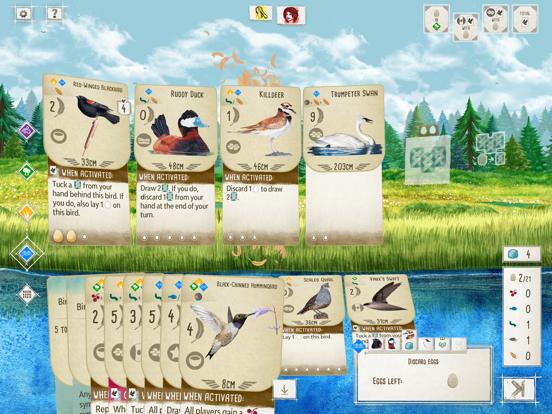 Wingspan: The Board Game screenshot 8