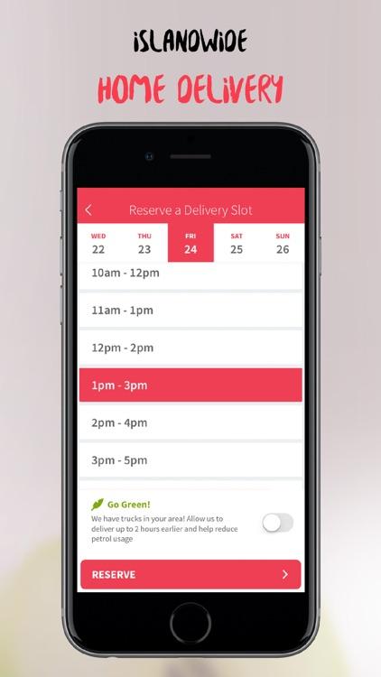 RedMart: #1 Supermarket Online screenshot-4
