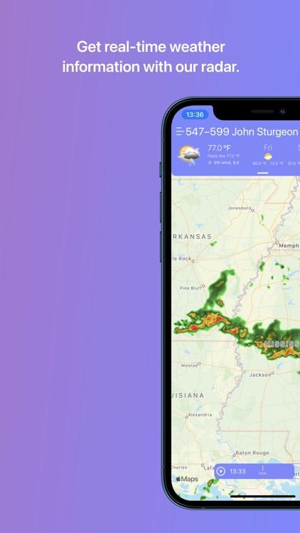 Weather channel & app radar screenshot-3