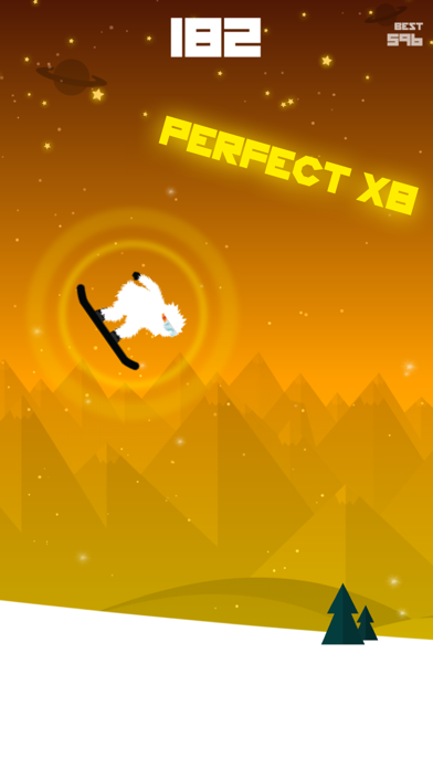 Backflip mountain music game for Windows