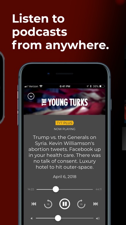 TYT Plus: News + Entertainment screenshot-3