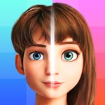 FaceStory: Cartoon Gender Swap