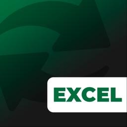 EXCEL Converter, XLSX to CSV