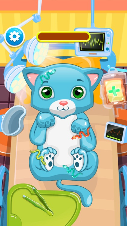 My Cat Hospital-Pet Doctor screenshot-6