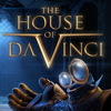 Blue Brain Games - The House of da Vinci illustration